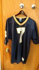 VTG Notre Dame Football Jersey Adidas Autographed All-Americans & Mr. Notre Dame