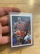 Michael Jordan Vintage 1993 Topps GOLD All Star Chicago Bulls Collector Card