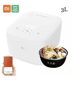 Xiaomi IH Electric Rice Cooker 3L Smart Rice Cooker W/ App Control Alloy Cast 3L