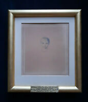 SIR THOMAS LAWRENCE IMPORTANT ORIGINAL FRAMED PORTRAIT PENCIL DRAWING c.1805