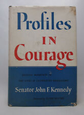 Profiles in Courage SIGNED by John F. Kennedy JFK - Hardcover in DJ
