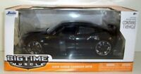 JADA 1/24 - 96807 BIGTIME MUSCLE 09 2006 DODGE CHARGER SRT8 - BLACK
