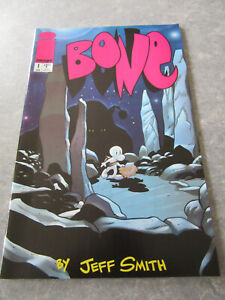 BONE COMIC #1, by JEFF SMITH, IMAGE COMICS, NM+ 9.6, 1996!