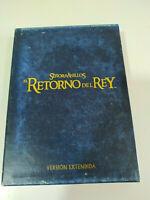 El Señor de los Anillos El Retorno del Rey - Edicion Extendida 4 x DVD