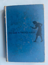 Vintage The Clue In The Old Album By Carolyn Keene Nancy Drew Mysteries 1947