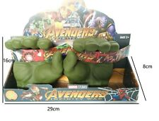 Avengers Gloves Hands Hulk Spider man Iron man boxing gloves costumes