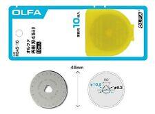 New OLFA circular blade 45 mm 10 pieces RB45-10 Japan