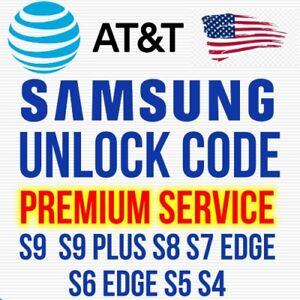 Samsung USA Galaxy Note 9 S10  Xfinity AT&T Spectrum Unlock Code 99.9% Success