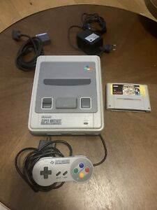 Console Super Nintendo Snes Pal + Mario All Star