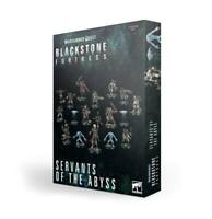 Warhammer 40k BlackStone Fortress Servants of the Abyss New On Sprue NOS