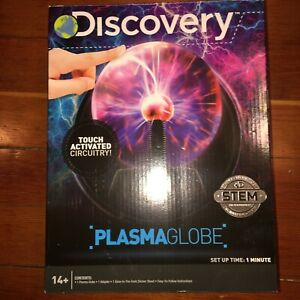 Discovery Plasma Globe BRAND NEW - UNUSED