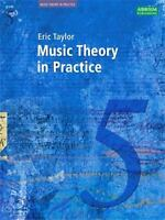 Music Theory in Practice  Grade 5  by  Eric Taylor,  ABRSM.  Exam workbook