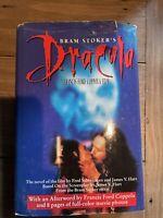 Fred SABERHAGEN / Bram Stoker's Dracula A Francis Ford Coppola Film 1st ed 1992