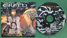 Creed Weathered inc Freedom Fighter & Don't Stop Dancing + CD