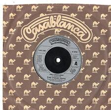 "Four Tops - Don't Walk Away 7"" Single 1981"