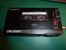 Sony Walkman WM-D6C Personal Cassette Player & Recorder Walkman Professional Pro