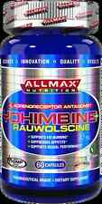 AllMax Nutrition YOHIMBINE RAUWOLSCINE 60 CAPS