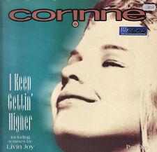 CORINNE - I Keep Gettin' Higher Remix - 1996 DROHM Italy - DROHM 102