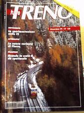 Tutto Treno 126 1999 Poster ALe 840 - 744 Top Train