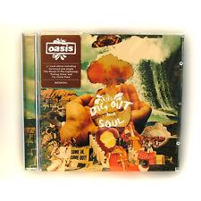 Oasis - Creuse Out Votre Soul - musique album cd
