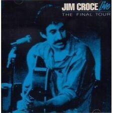 Jim Croce  Live - the Final Tour CASTLE RECORDS CD 1990