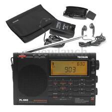 Radios portables avec affichage numérique