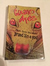 Guano Apes Promo Cassette - Music From The Album Proud Like A God - New, Sealed