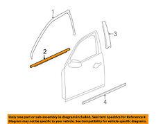 Buick GM OEM Front Door Window Sweep-Belt Molding Weatherstrip Left 15913531