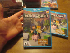 Minecraft: Wii U Edition Nintendo Wii U VIDEOGAME BRAND NEW FACTORY SEALED