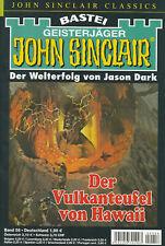JOHN SINCLAIR CLASSICS Nr. 58 - Der Vulkanteufel von Hawaii - Jason Dark