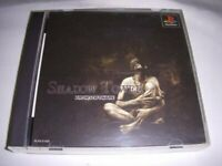 USED PS1 PS PlayStation 1 SHADOW TOWER shadow Tower*