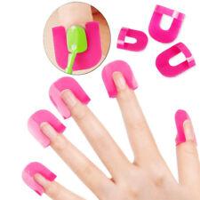 Nail Art Equipment Manicure Tool Gel Model Clip Polish Glue Anti-Overflow