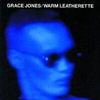 """GRACE JONES """"WARM LEATHERETTE""""  CD NEW!"""