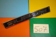 1960s,1970s VAUXHALL VICTOR FD BLACK & CHROME SUPER BADGE EMBLEM. P/No: 7199811