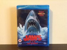 Jaws Box Set (Jaws 2 / Jaws 3 - 3D / Jaws: The Revenge) [Blu-ray] *BRAND NEW*