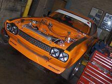 Ford Capri Mk 1 Extra Deep RS3100 Bib Spoiler / Chin GRP NEW