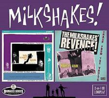 THE MILKSHAKES - THEE KNIGHTS OF TRASHE/REVENGE-   CD NEW+
