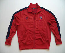 Mens Nike Boston Red Sox Jacket sz XL baseball track stadium jersey ball wear