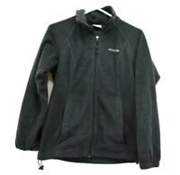 Columbia Sportswear Women's S Long Sleeve Full Zip Up Fleece Outdoor Jacket