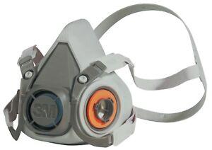 Maskenkörper Halbmaske Serie 6000 Mund-Nase-Maske für Gasfilter Partikelfilter