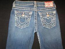 True Religion Jeans Girls Billy Super T Bootcut Girls Sz 10