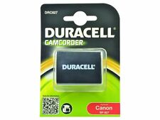 Duracell Drc827 Replacement Digital Camera Battery For Canon Bp-827