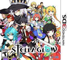 Stella Glow (Nintendo 3DS, 2015) Brand New Factory Sealed