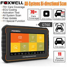 Foxwell GT60 OBD2 Automotive Diagnostic Tools All System Scanner ABS Oil Reset