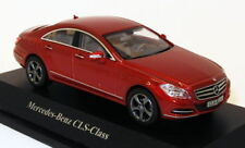 Voitures, camions et fourgons miniatures rouges Kyosho Mercedes