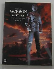Michael Jackson: History (Past, Present and Future) Book 1 FIRST EDITION