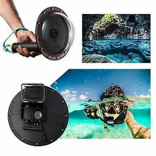"""6"""" Underwater Photography Floaty Handheld Dome Port Cover for Gopro Hero 4/3+/3"""