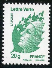 STAMP / TIMBRE de FRANCE NEUF N° 4593 ** MARIANNE DE BEAUJARD