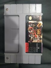 New listing Super Nintendo - Boxing Legends Of The Ring Game