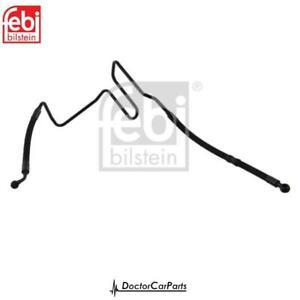 Power Steering Hose Pipe Front for VW GOLF 1.8 1.9 2.0 97-06 1J TDI Mk4 Febi